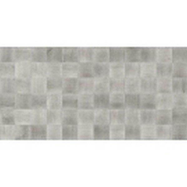 Abba настенная Abba Woodmix серый 30-60