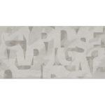 Abba настенная Abba graffity серый 30-60